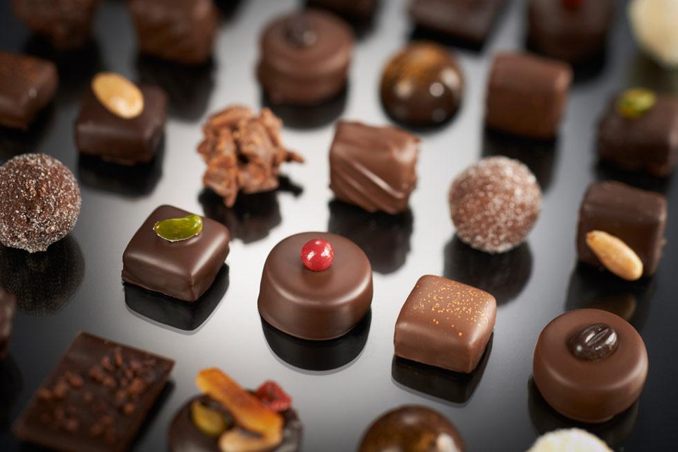 photo de chocolats Gillmann par C. Creutz à Strasbourg