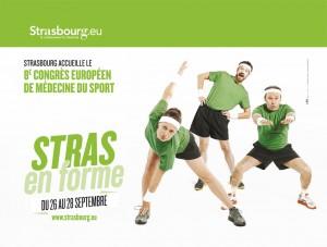Photo Strasbourg Congrès de Médecine du Sport