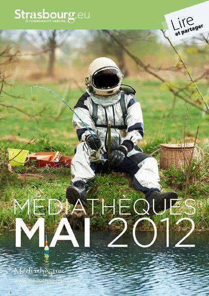 projet photo des médiathèques par Christian Creutz