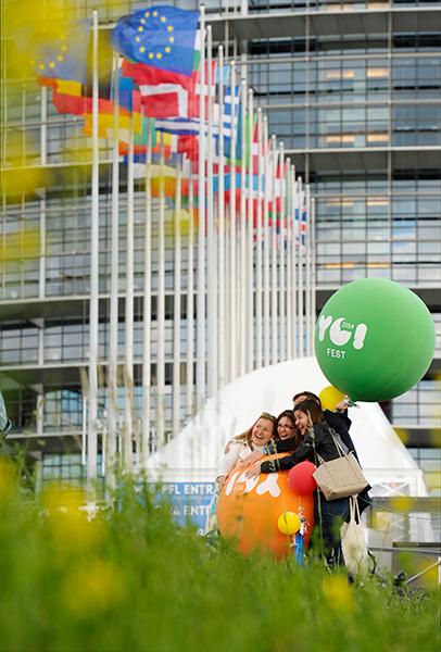 EYE 2014 au Parlement Européen à Strasbourg