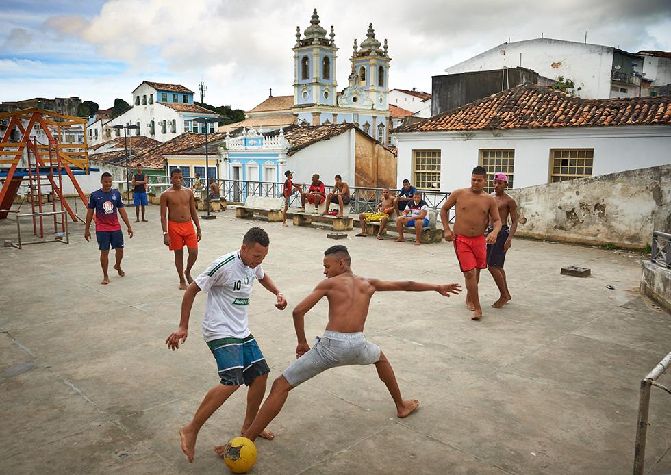 Futebol à Salvador de Bahia
